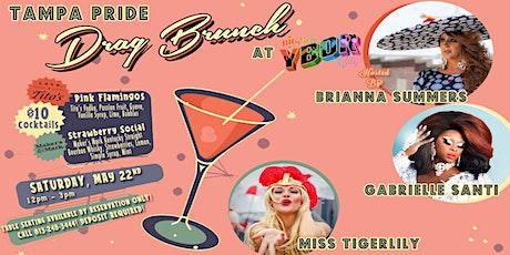 Tampa Pride 2021 Drag Brunch tickets