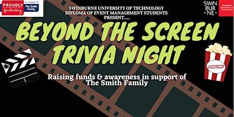 Beyond the Screen Trivia Night tickets