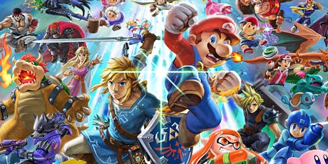 Super Smash Bros Ultimate Video Game Tournament  - 1v1 - All Ages tickets