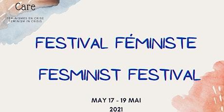 Festival Féministe // Feminist Festival tickets