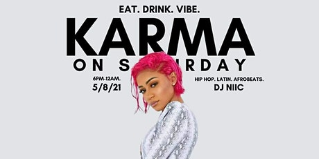 Karma Saturday tickets