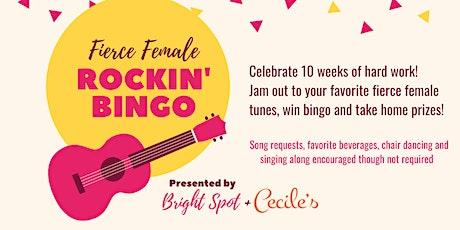 Rockin' Bingo-Fierce Female Edition biglietti