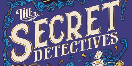 June Kids Book Club - The Secret Detectives tickets