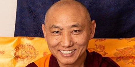BUDDHIST TEACHING WITH GESHE SONAM: Letter to a Friend tickets
