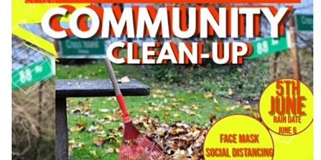 Bellerose Commonwealth Civic Assn. Community Clean -Up tickets