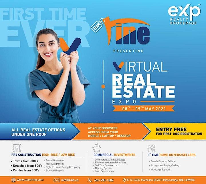 Virtual Real Estate Expo image