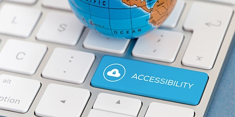 Webinar:  An Introduction to Digital Accessibility tickets