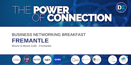 District32 Business Networking Perth – Fremantle - Wed 09 June tickets