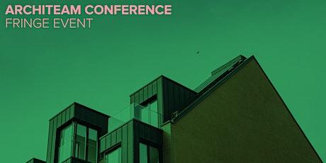 ArchiTeam Conference Fringe Event biglietti