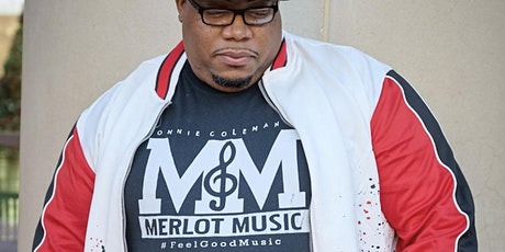 Ronnie Coleman Jr and MERLOT MUSIC LIVE IN NEW ORLEANS tickets