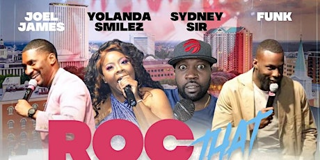 ROC THAT Tallahassee Comedy show tickets
