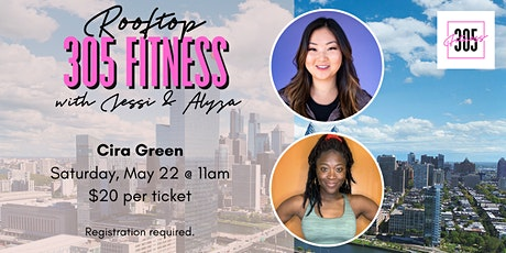 Rooftop 305 Fitness at Cira Green tickets