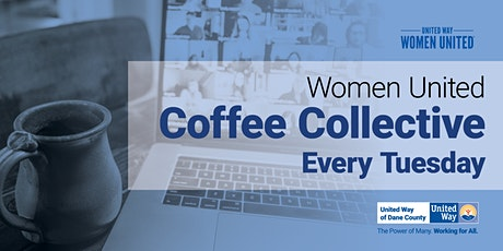 Women United Coffee Collective - July tickets