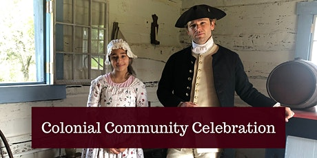 Colonial Community Celebration tickets