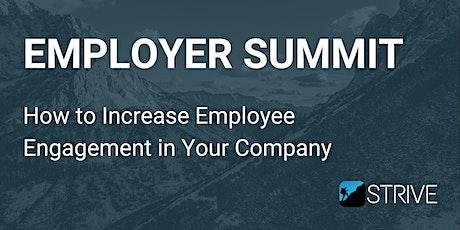 Employer Summit tickets