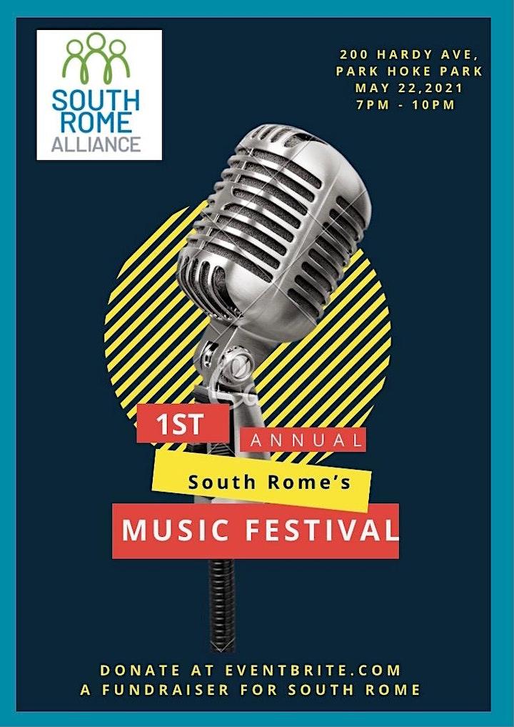 KAMP Music Festival- South Rome Alliance image