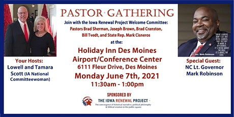 Pastor Gathering-Des Moines, IA tickets