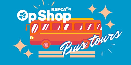 RSPCA South Australia Op Shop Tours tickets