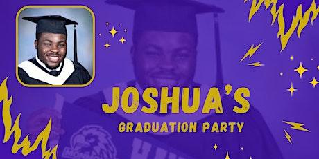 Joshua's Graduation Celebration tickets