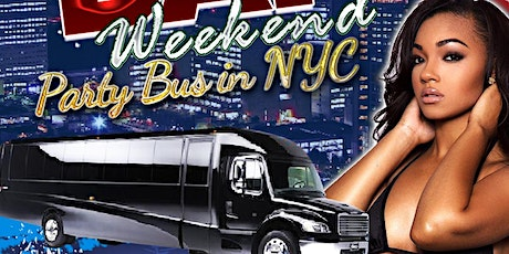 Vibe After Party  Memorial Day Weekend Party Bus in NYC tickets