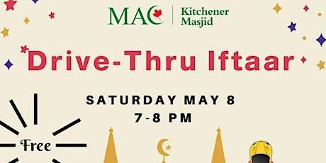 KM Drive-Thru Iftar Registration tickets