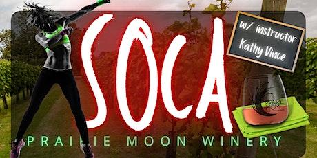 SOCA at the Moon tickets