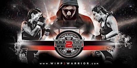 Wimp 2 Warrior Sydney Finale tickets