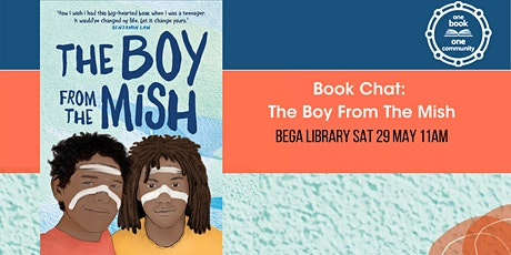 One Book One Community Book Chat @ Bega Library tickets