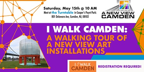 I Walk Camden tickets