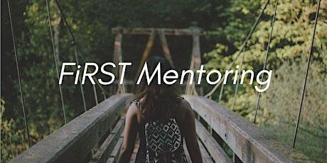 FiRST Mentoring workshop tickets