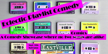 Eclectic Playlist Showcase tickets