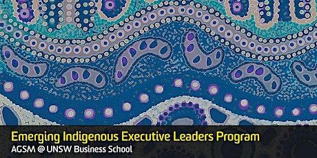 Emerging Indigenous Executive Leaders Program Graduation tickets