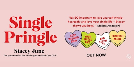 A night with Stacey June - Single Pringle  Book Event tickets