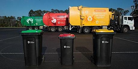 Greater Dandenong Waste Services webinar tickets