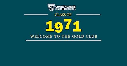 Churchlands Class of 1971 50th Anniversary Reunion tickets