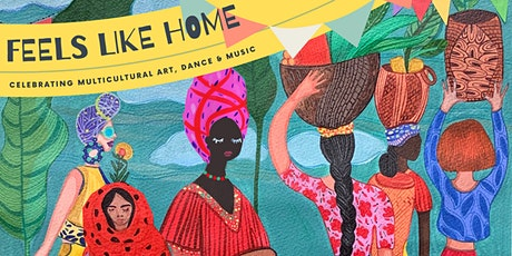 Feels Like Home Multicultural Festival tickets