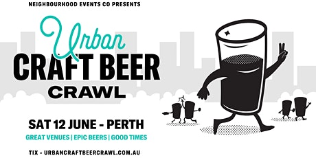Urban Craft Beer Crawl - Perth tickets