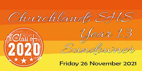 Churchlands Class of 2020 Year 13 Sundowner tickets