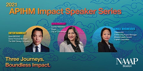 APIHM Impact Speaker Series: Small Business - Theresa Ng tickets