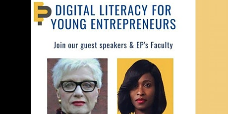 Digital Literacy Seminar- 2 tickets