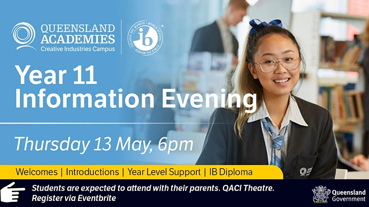 Year 11 Parent and Student Information Evening image