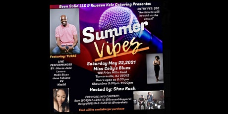 Been Solid LLC and Kwezēn Kelz Catering present.. Summer Vibes tickets