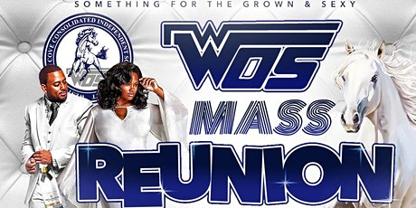 "Wos ""All White Affair"" Mass Reunion 2.0 tickets"