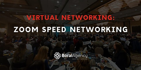 B2C Virtual: Business Speed Networking tickets