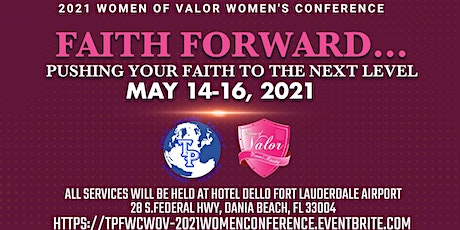 2021 Women of Valor Women's  Ministry Conference & Prayer Breakfast tickets