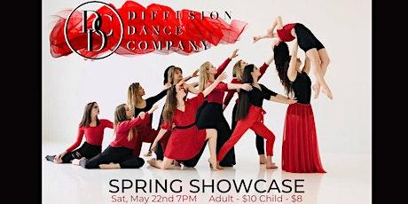 Diffusion Dance Company's  Spring Showcase tickets