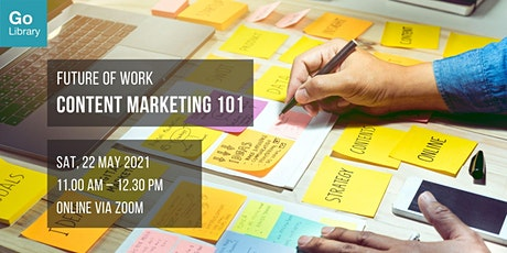 Content Marketing 101   Future of Work tickets
