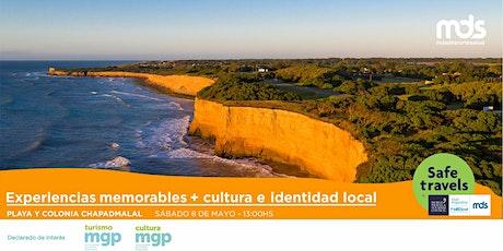 Experiencias Memorables: Playa y Colonia Chapadmalal entradas