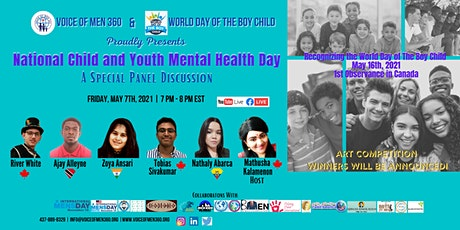 National Child and Youth Mental Health Day | A Special Panel Discussion tickets