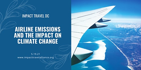 Airline Emissions & The Impact on Climate Change tickets